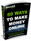 50 Ways to Make Money Online eBook 2017 Edition from Ukandoo