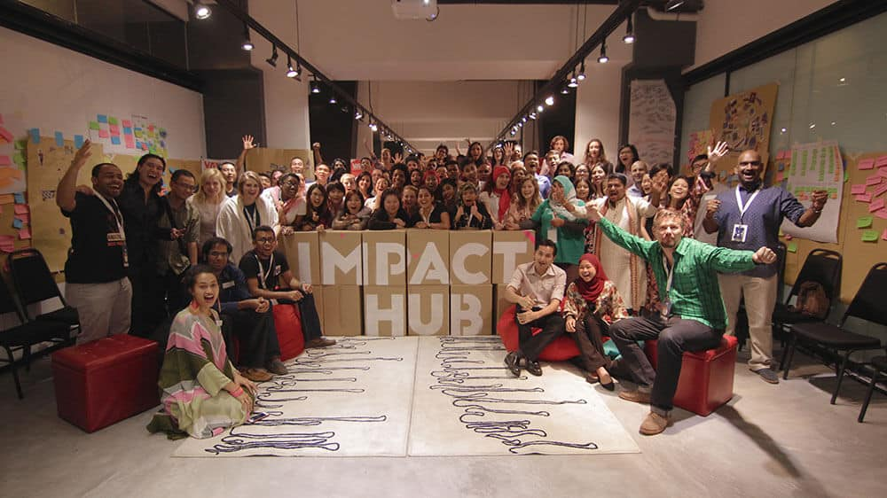 Coworking Spaces: Impact Hub coworking Coworking: The New Way to Work coworking spaces impact hub