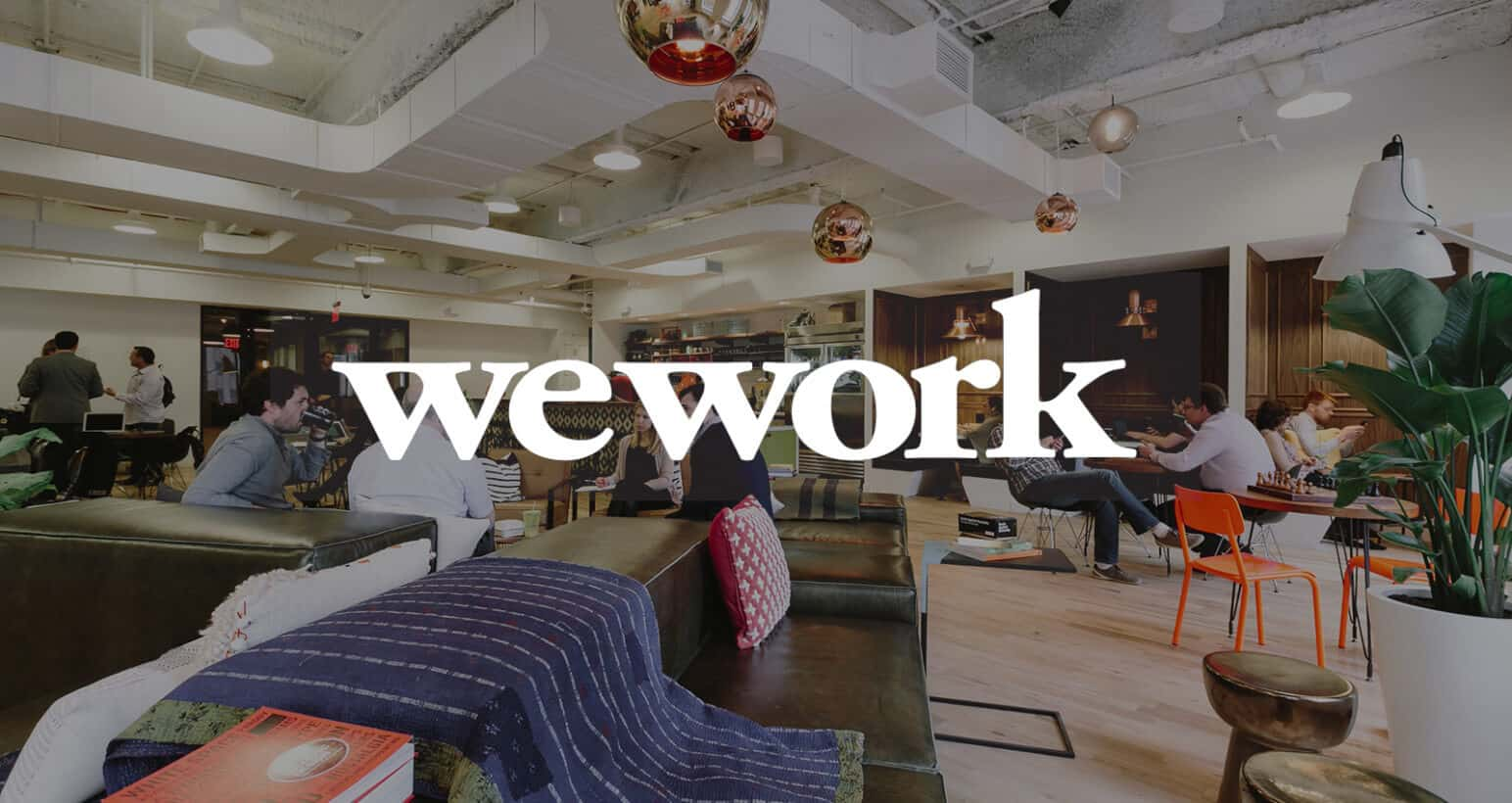 WeWork: Coworking Company coworking Coworking: The New Way to Work wework coworking space